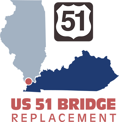 US 51 Bridge Replacement Logo